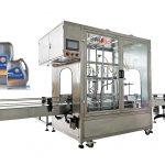 Автоматична машина за пълнене с разходомер с 4 глави за машина за пълнене с 20-35L смазка на маслото