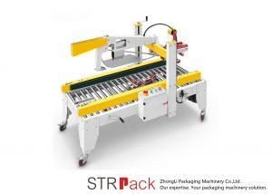 Автоматична лепяща лента за сгъваеми калъфки за картонена кутия