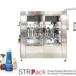 Автоматична машина за пълнене на серво пасти