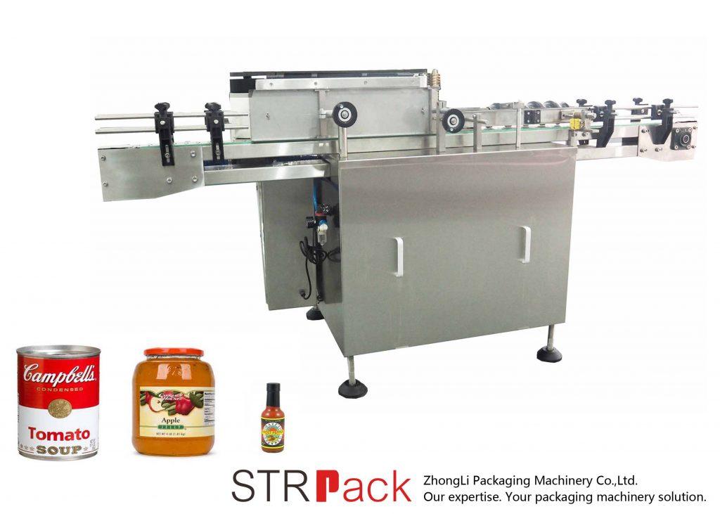Автоматична машина за етикетиране с мокро лепило (машина за поставяне на етикети)
