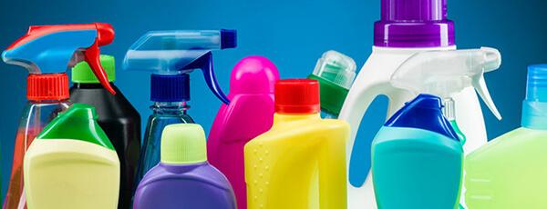 Домакински почистващи препарати Машини за пълнене