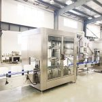 Оборудване за пълнене с течно нетно тегло за производствени линии