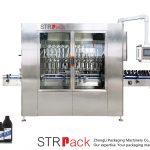 Автоматична машина за пълнене на смазочни масла
